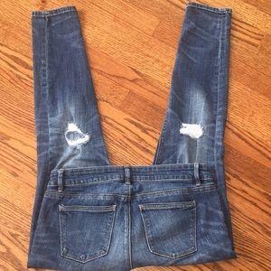 White House Black Market Jeans - White house black market size 4 Skinny jeans